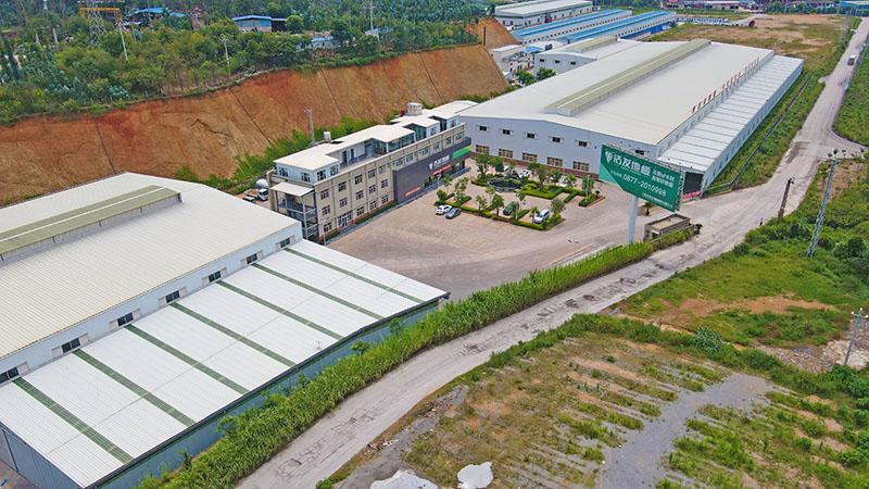 活发地板基材生产基地
