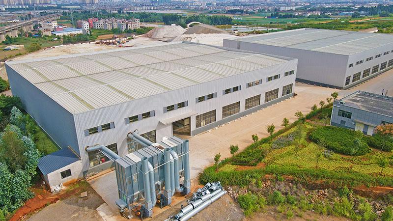 活发地板板材生产基地2